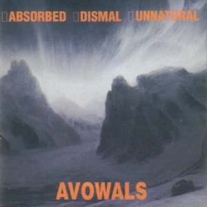 Absorbed - Avowals cover art