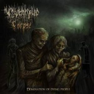 Unidentified Corpse - Domination of Dying People cover art
