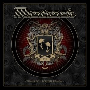 Mustasch - Thank You for the Demon cover art