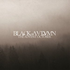 Black Autumn - The Advent October cover art