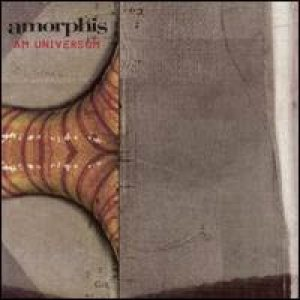 Amorphis - Am Universum cover art