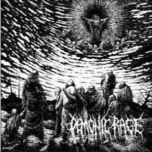 Demonic Rage - Sulphuric Congregation Toward the Holocaust of All Sacred and Holy cover art