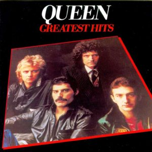 Queen - Greatest Hits cover art