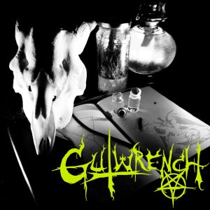 Golgothan - Gutwrench E.P. cover art