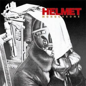 Helmet - Monochrome cover art