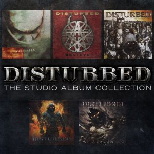 Disturbed - The Collection cover art
