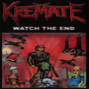 Kremate - Watch the End cover art