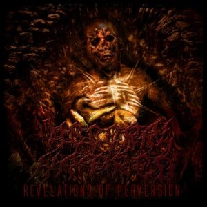 Visceral Hatred - Revelations of Perversion cover art