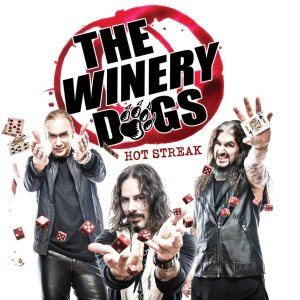 The Winery Dogs - Hot Streak cover art
