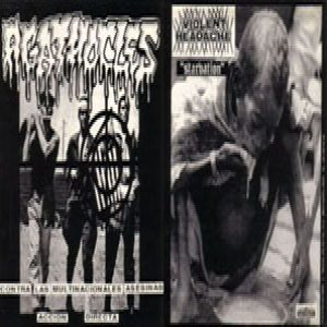 Agathocles - Contra las Multinacionales Asesinas Acci? Directa / Starvation cover art