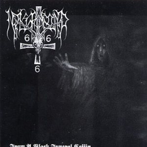 Nåstrond - From a Black Funeral Coffin cover art