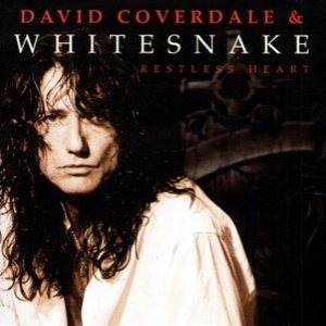 Whitesnake - Restless Heart cover art