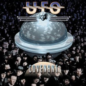 UFO - Covenant cover art