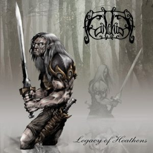 Falchion - Legacy of Heathens cover art