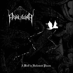 Adalruna - A Wolf in Hallowed Places cover art