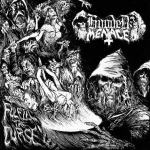 Hooded Menace - Fulfill the Curse cover art