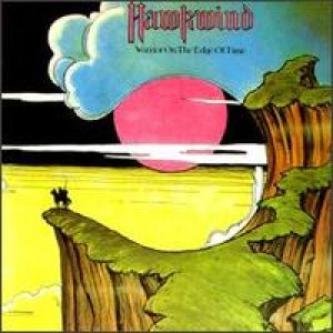 Hawkwind - Warrior on the Edge of Time cover art