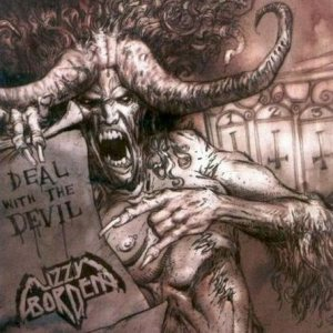 Lizzy Borden - Deal With the Devil cover art
