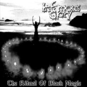 Infamous Glory - The Ritual of Black Magic cover art