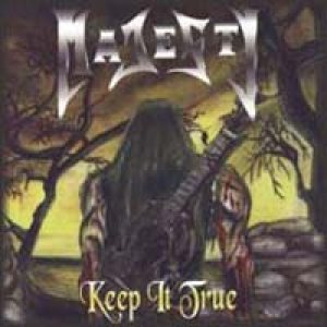 Majesty - Keep It True cover art