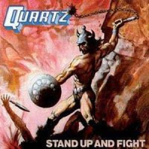 Quartz - Stand Up and Fight cover art