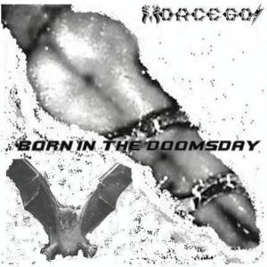 Morcegos - Born in the Doomsday cover art
