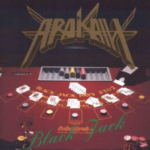 Arakain - Black Jack cover art