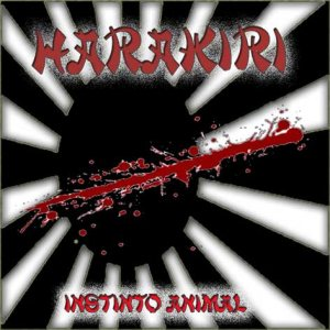 Harakiri - Instinto Animal cover art