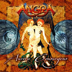 Angra - Aurora Consurgens cover art