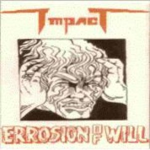 Impact - Erosion of Will cover art