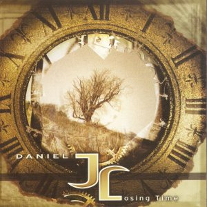 Daniel J - Losing Time cover art