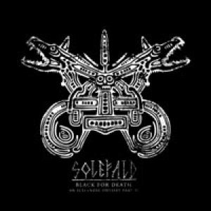 Solefald - Black for Death : an Icelandic Odyssey Part II cover art