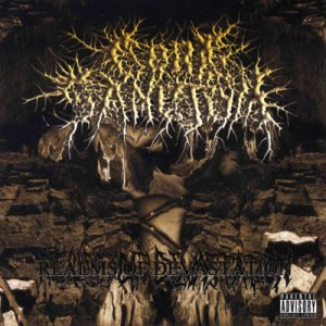 Gore Sanctum - Realms of Devastation cover art