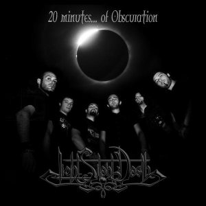 Light Silent Death - 20 Minutes... of Obscuration cover art