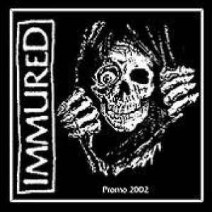 Immured - Promo 2002 cover art