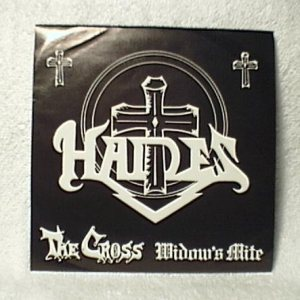 Hades - The Cross / Widow's Mite cover art