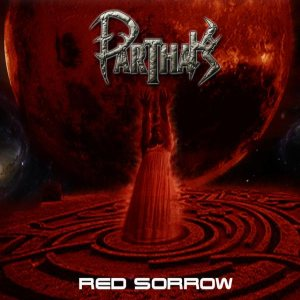 Parthak - Red Sorrow cover art