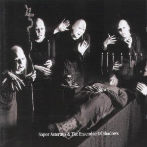 Sopor Aeternus and the Ensemble of Shadows - Dead Lovers' Sarabande (Face One) cover art