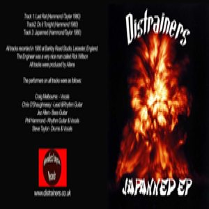 Distrainers - Japanned cover art