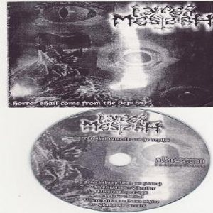Leper Messiah - Horror Shall Come from the Depths cover art