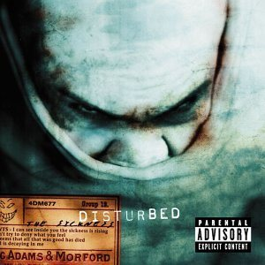 Disturbed - The Sickness cover art