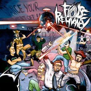 False Pregnancy - Dance Your Meat Off cover art