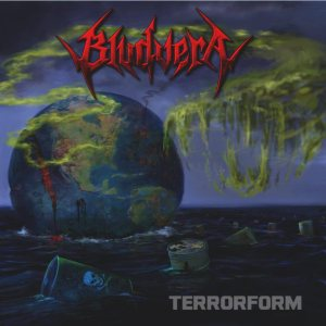 Bludvera - Terrorform cover art