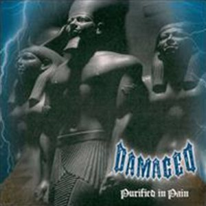 Damaged - Purified in Pain cover art