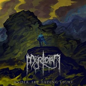 Myridian - Under the Fading Light cover art