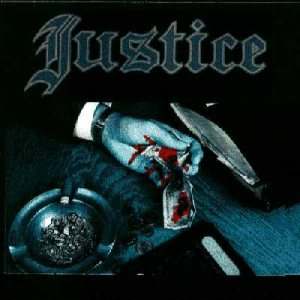 Justice - Name the Never cover art