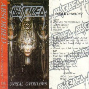 Absorbed - Unreal Overflows cover art
