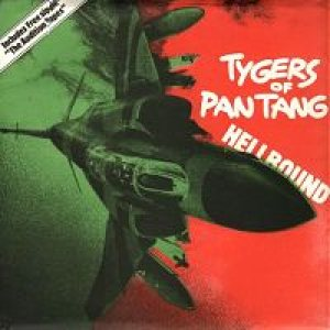 Tygers Of Pan Tang - Hellbound cover art