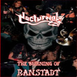 Nocturnal - The Burning of Ranstadt cover art