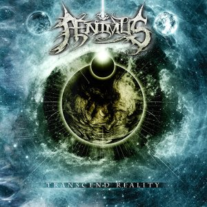 Aenimus - Transcend Reality cover art
